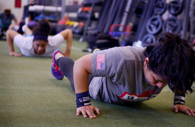 Building Stamina and Endurance pushups