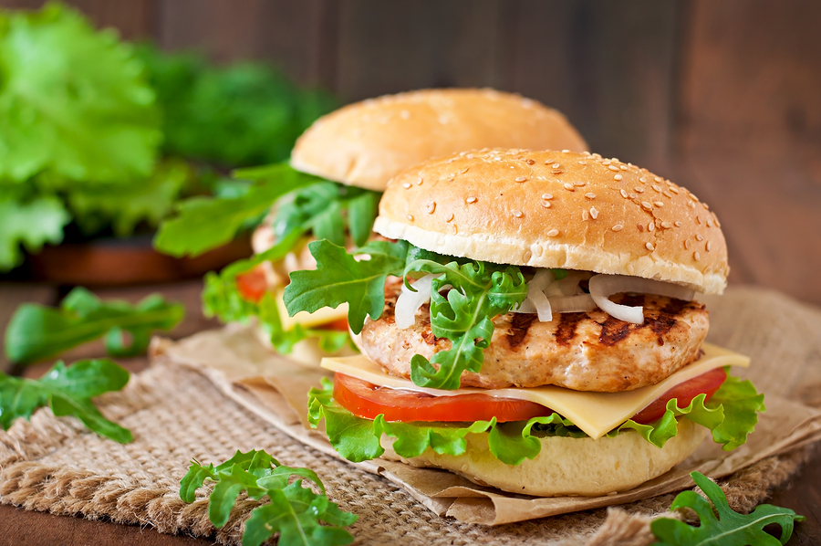 Protein Foods to Eat sandwich burger