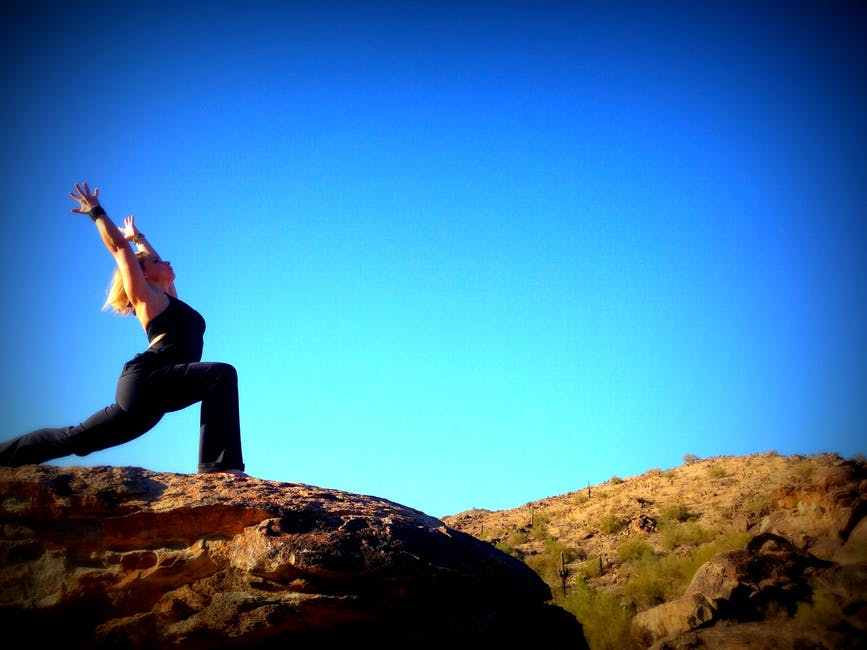 Yoga can provide relief