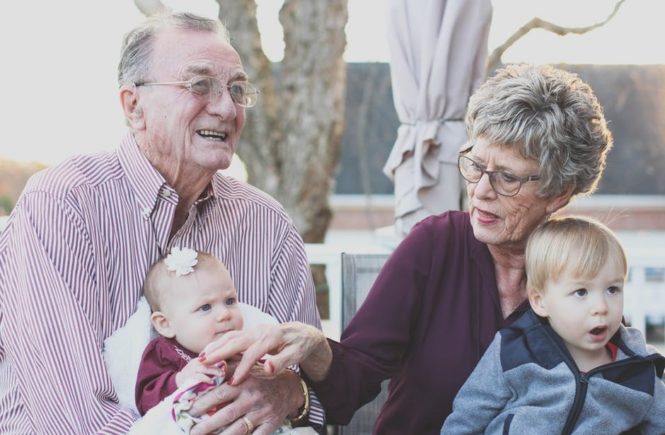 Exercises for Seniors happy life