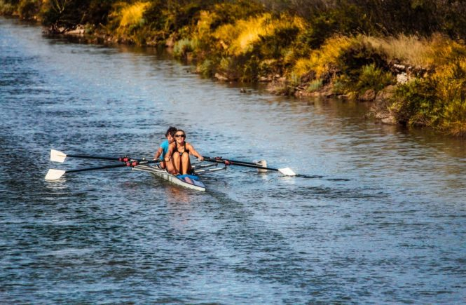 Rowing Machines and outdoor rowing
