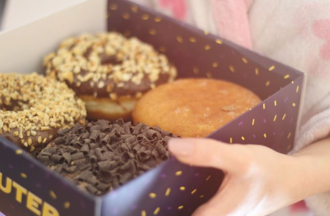 Health donuts to ditch habits