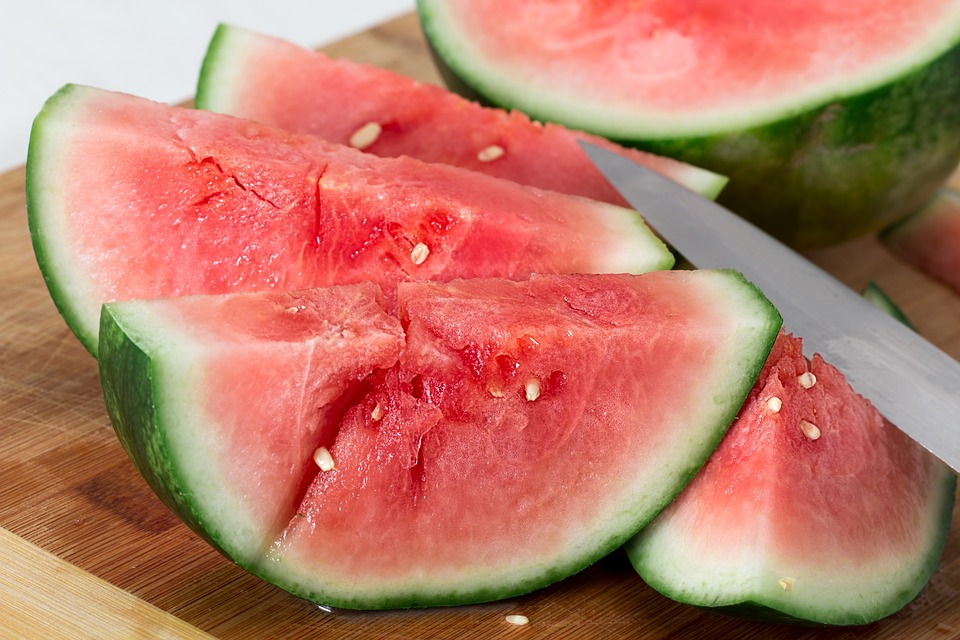 fruits for muscle watermelon
