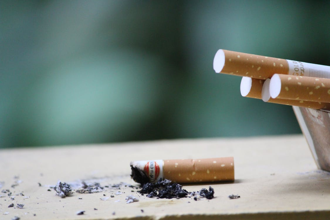 Health cigarettes to ditch