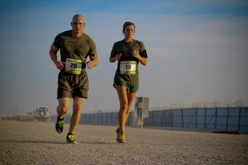 Workout Ideas with loved ones go running