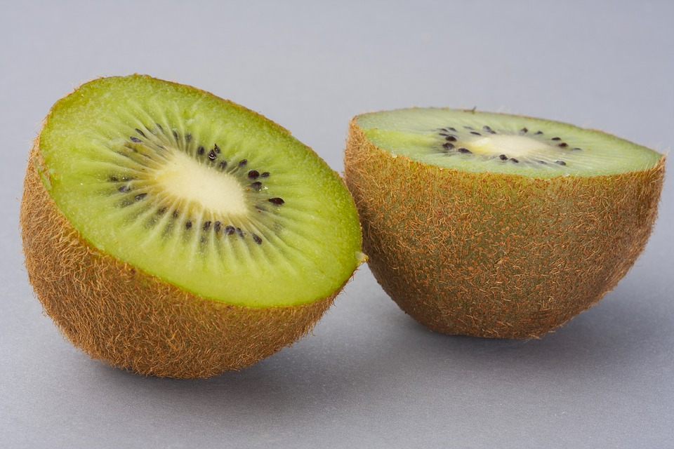 fruits for muscle kiwi