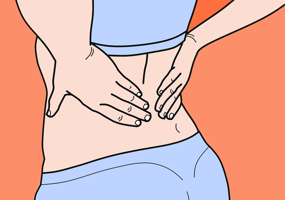 6 Health Problems That Aren't Just for Old People back pain