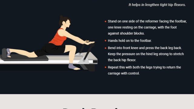 Top 10 Reformer Pilates Exercises For Beginners