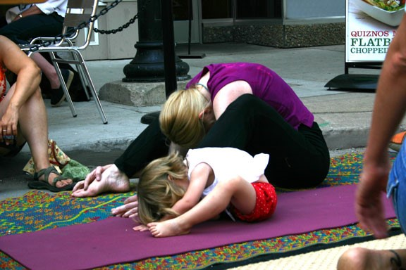 Easing Back into Exercise Post-Pregnancy