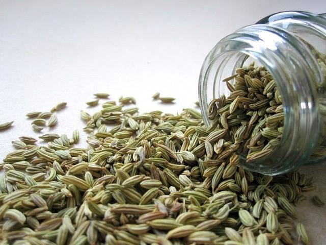Flatter Stomach fennel seeds