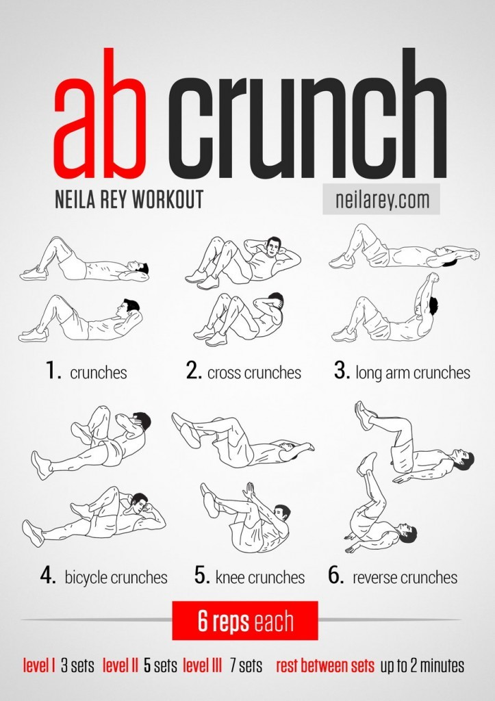 All About Stubborn Belly Fat   3 Simple Beginners Exercises To Get Slimmer Waistline crunches