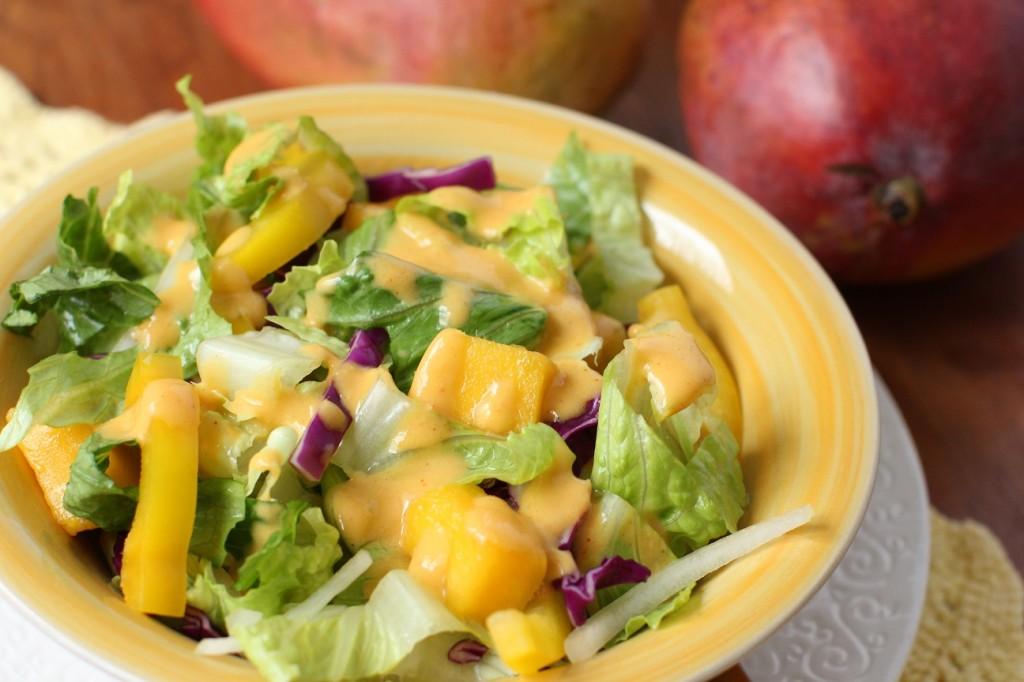 Mango Chipotle Salad recipe lose weight