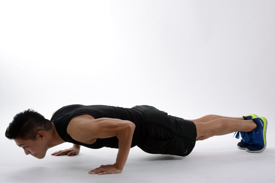 """Getting Fit Without Being Too """"Into It"""" pushups"""