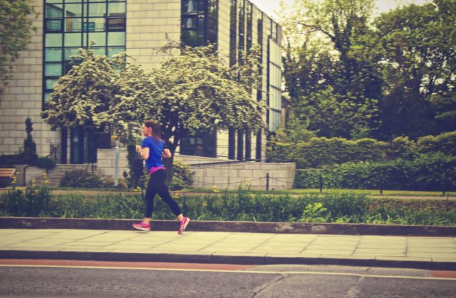 What's the Best Time of the Day to Run?
