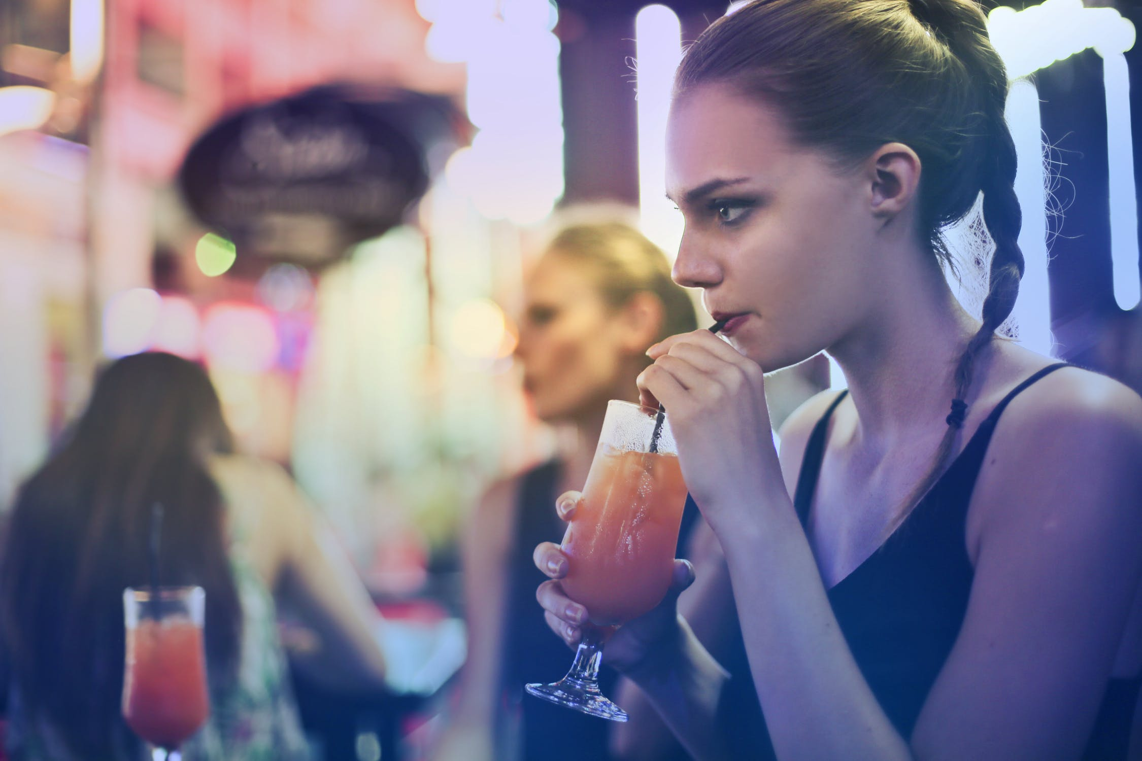 Health Risks Associated with Heavy Alcohol Drinking