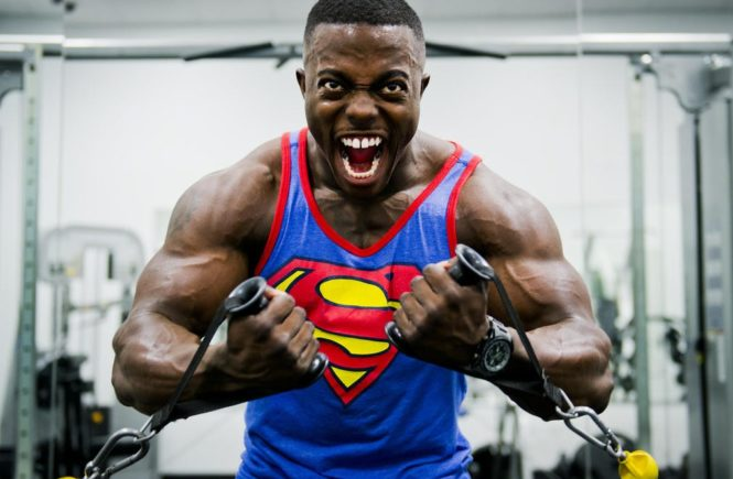 Steroids not only pump up your body but aids in weight loss to keep it in shape