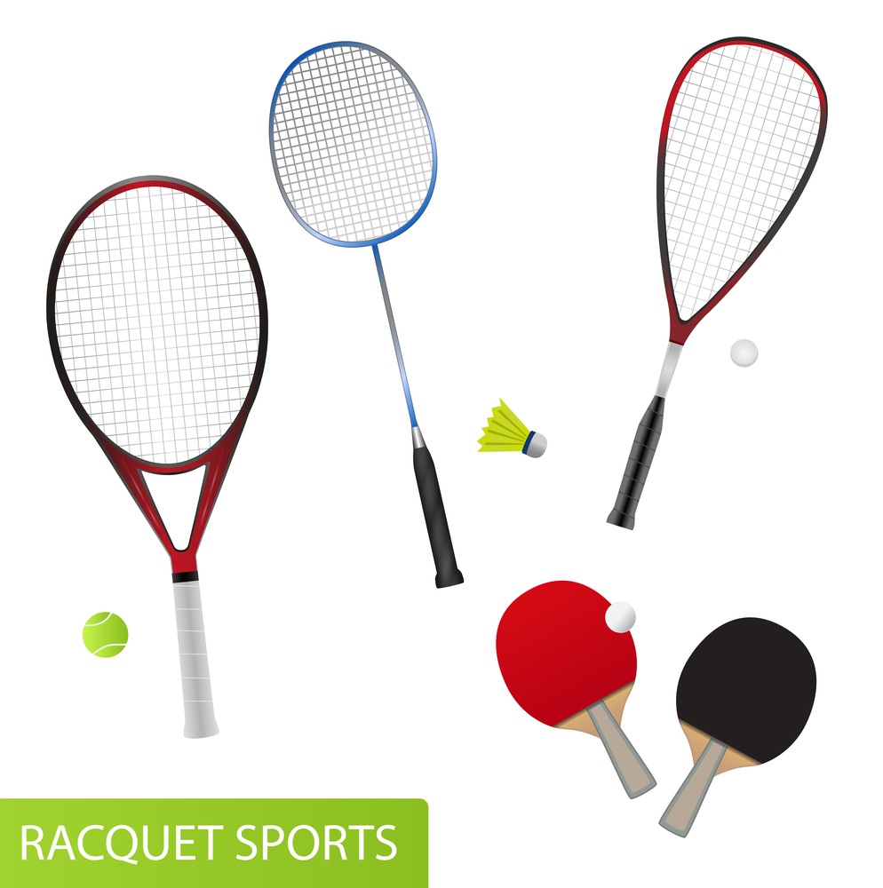 4 Racket Sports: Which Sport Is Yours?