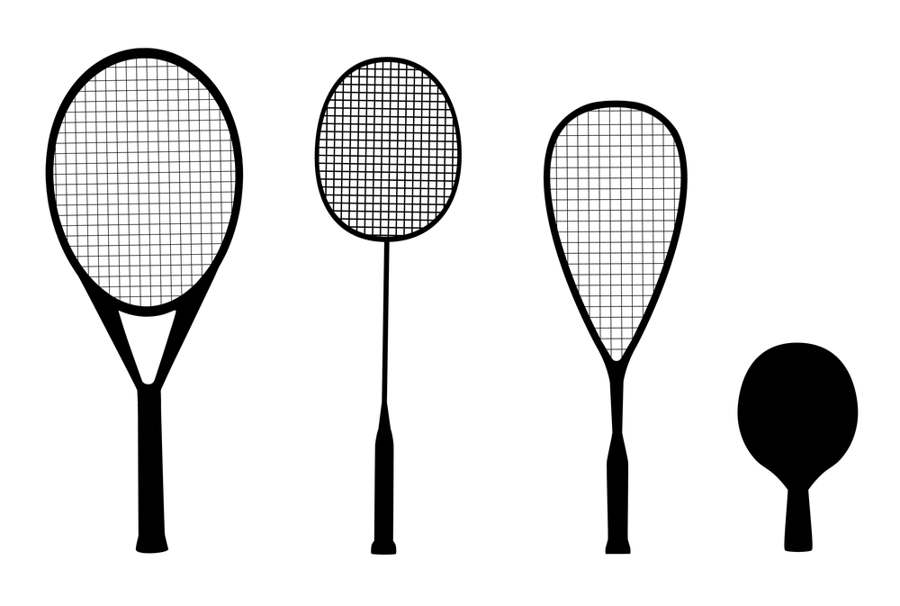 4 Racket Sports: Which Sport Is Yours? rackets