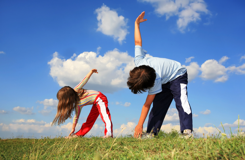 Strengthen your Child's Mental Health and Increase their Overall Well-being! stretch