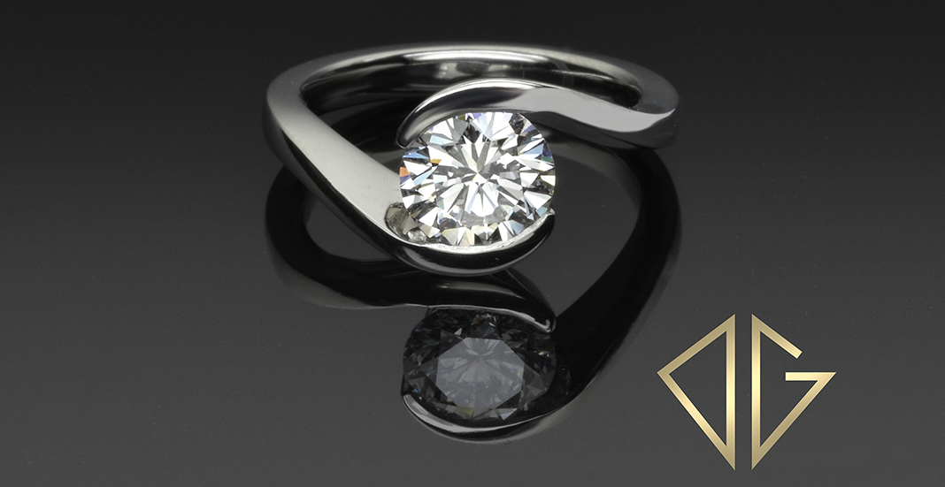 Solitaire Diamond Centre of Attention