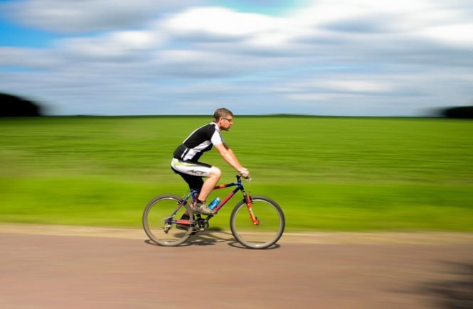 6 Great Health Benefits Of Cycling