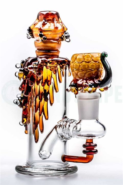 King's Pipe: Where Quality & Style Meet fancy bong
