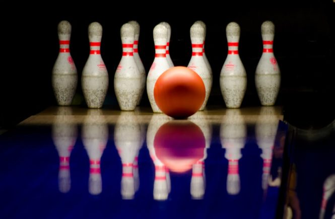 The easiest team sports to start as an adult bowling