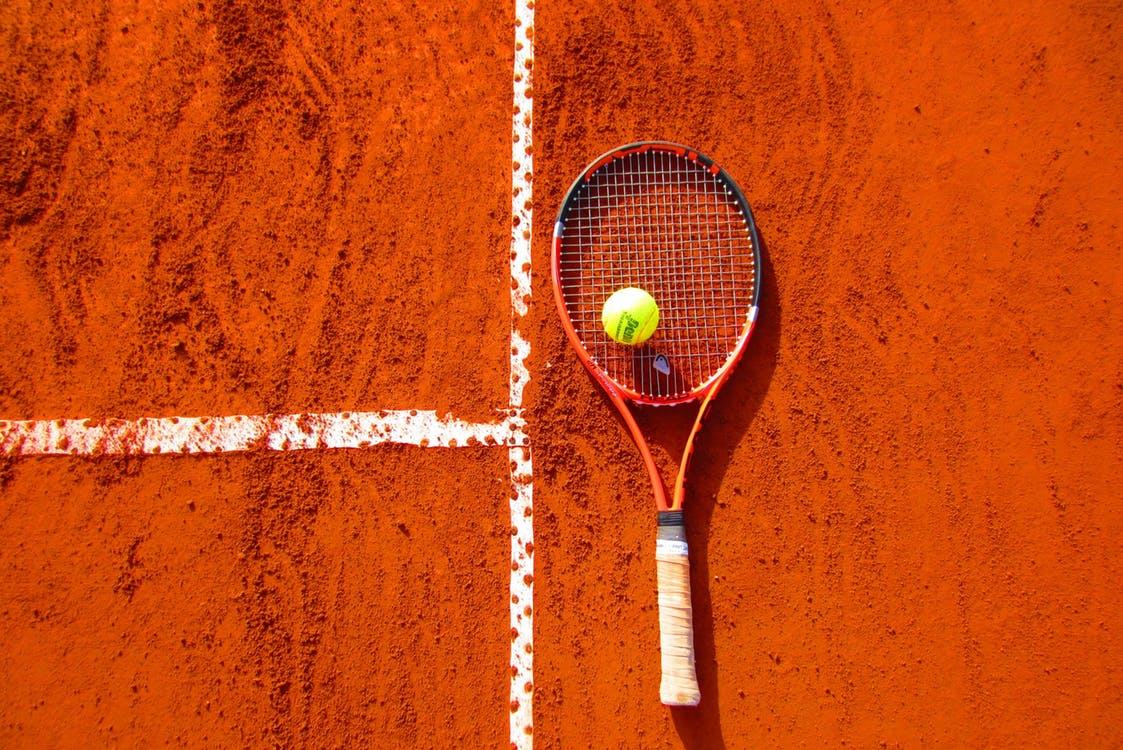 The easiest team sports to start as an adult tennis
