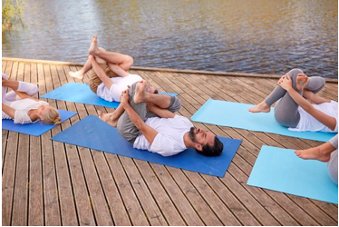 Health Benefits of Yoga Retreats and How They Can Help