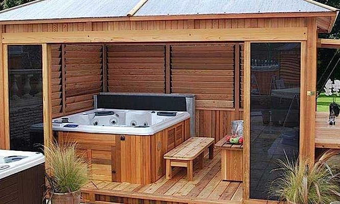 Things to Consider When Deciding Where to Install Your Hot Tub sauna