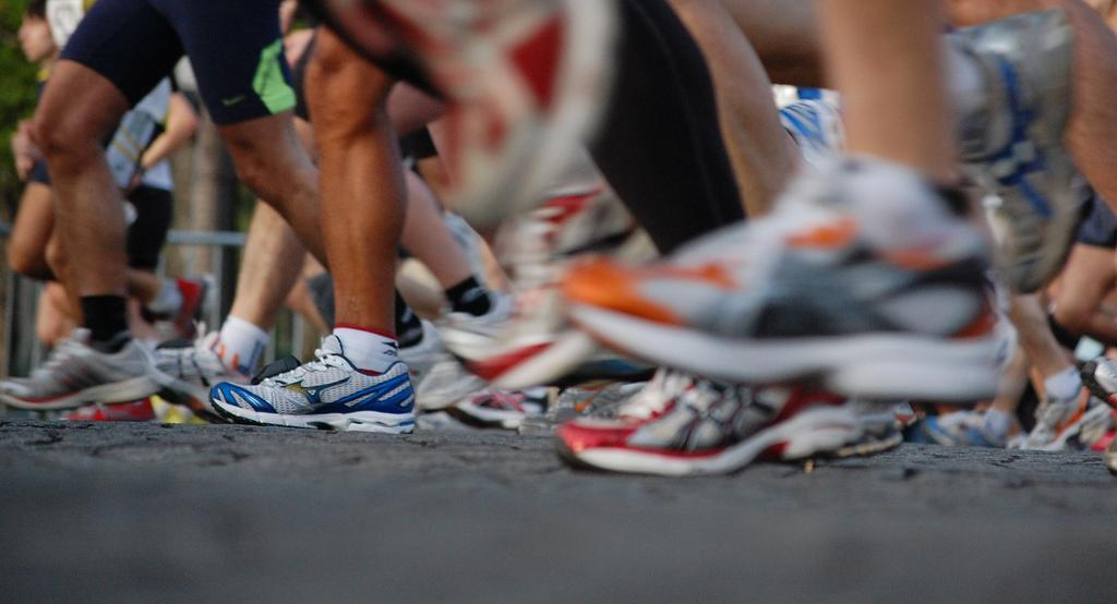 Can you start running when you are overweight? running shoes