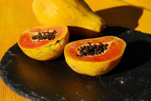 7 Folic Acid Foods Every Bodybuilder Should Definitely Eat papaya