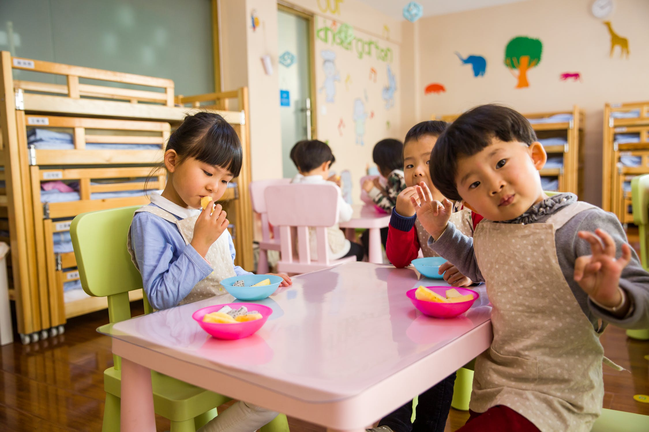 Feed the Kids for Food Fitness and Stay Fit with Woodworking