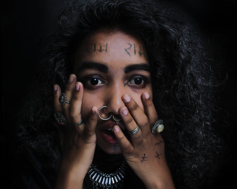 5 Things to Keep in Mind When You Have a Face Tattoo