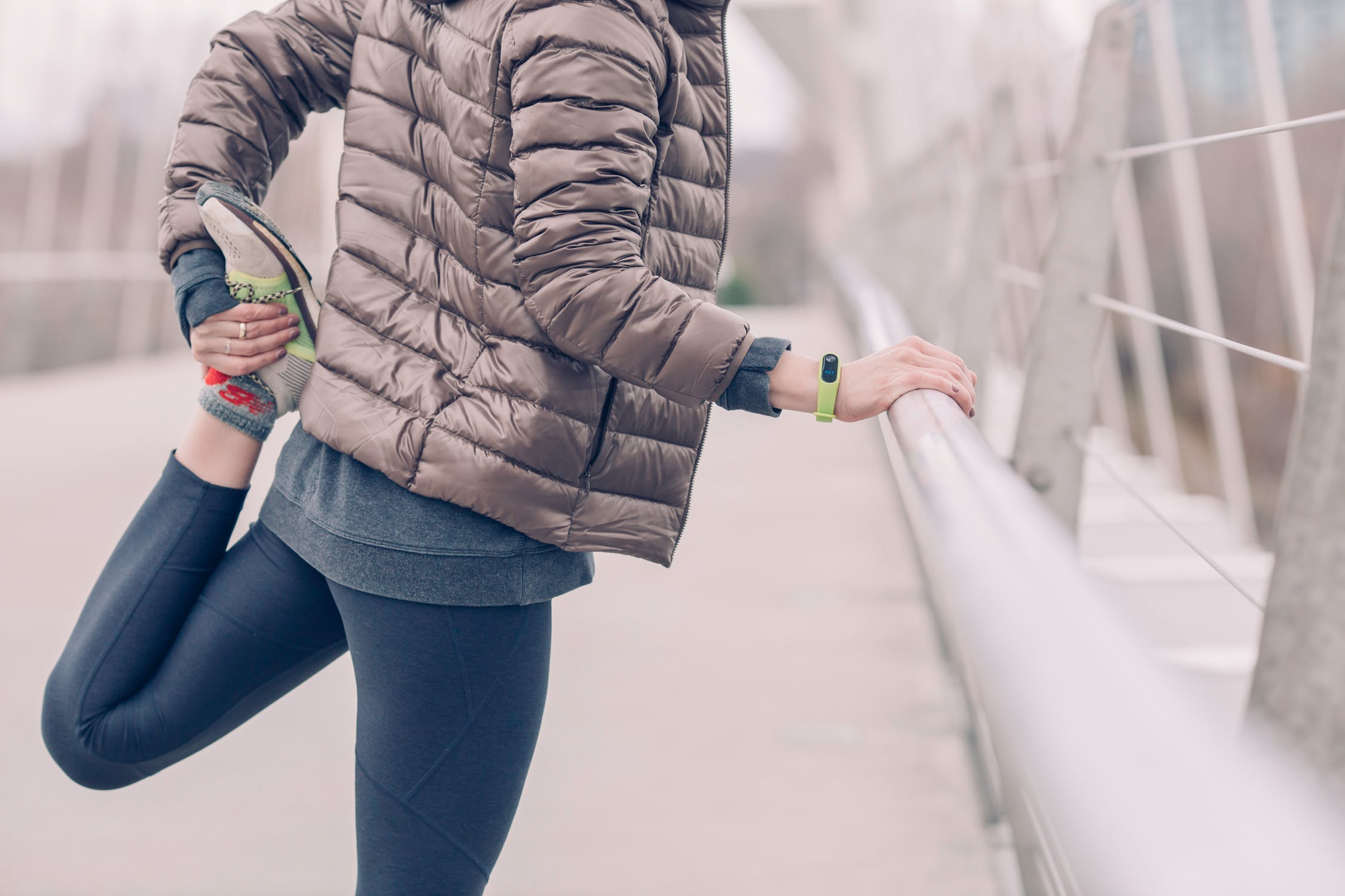 Adapting your exercise routine to winter