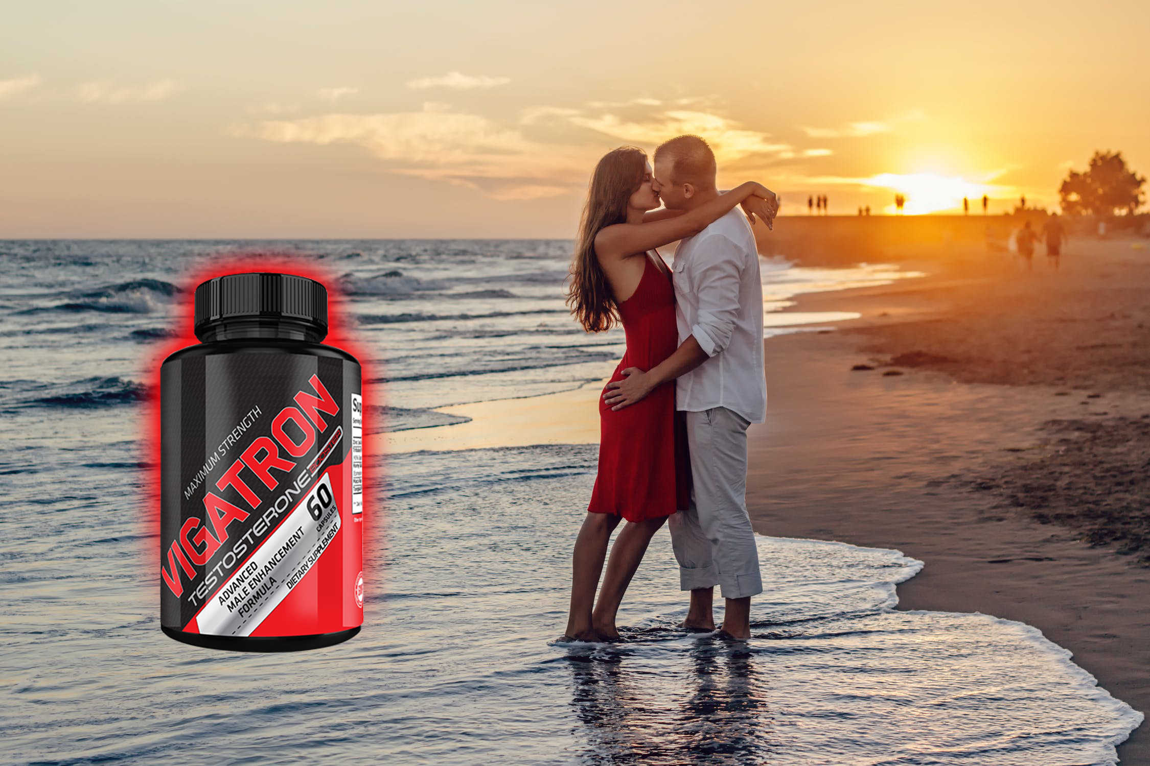 Vigatron Testosterone Booster: Does it Really Work? couple