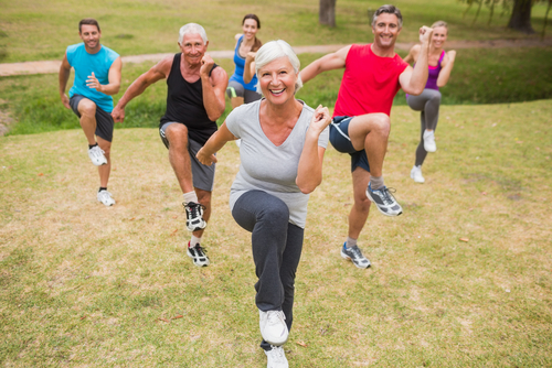 Exercises To Improve Mobility As A Senior Citizen
