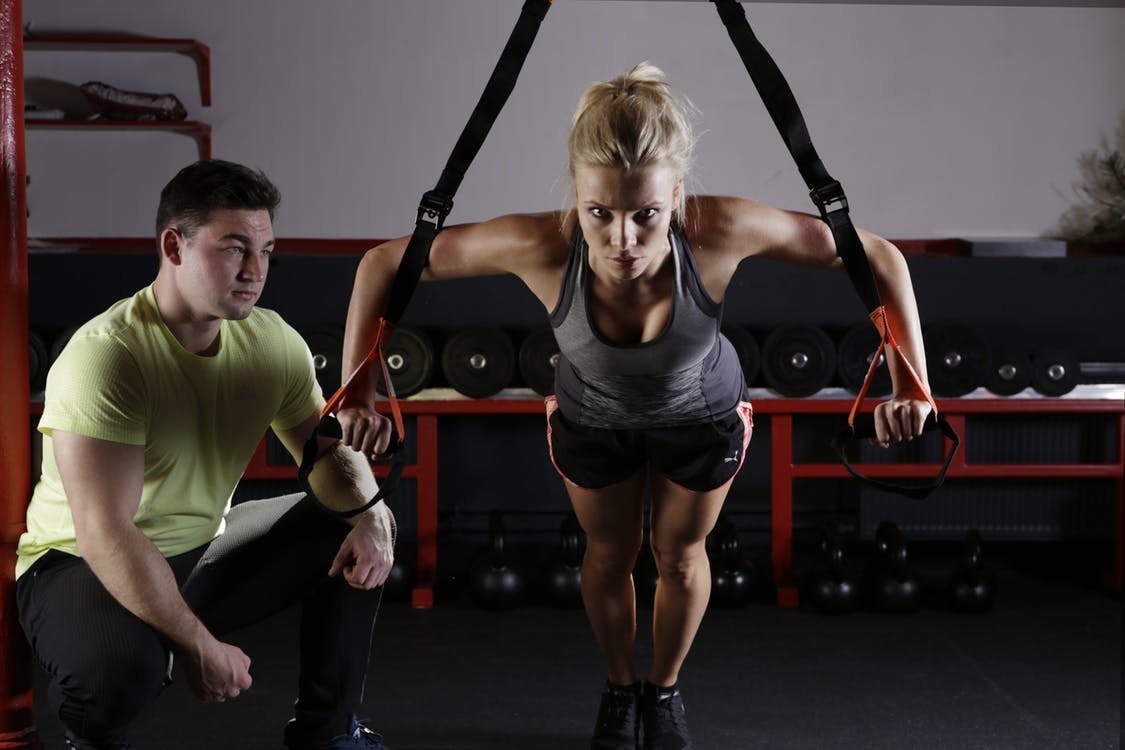 5 Benefits Of Having A Fitness Coach