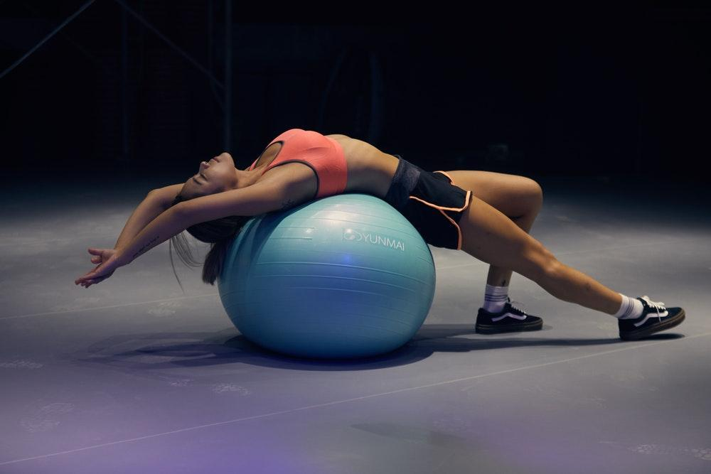 How to Exercise on the Ketogenic Diet swiss ball bosu
