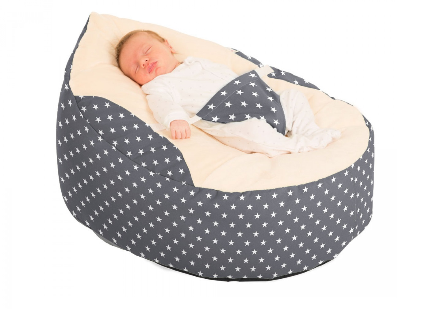 What to consider when buying a baby sleeping bean bag chair polka dots