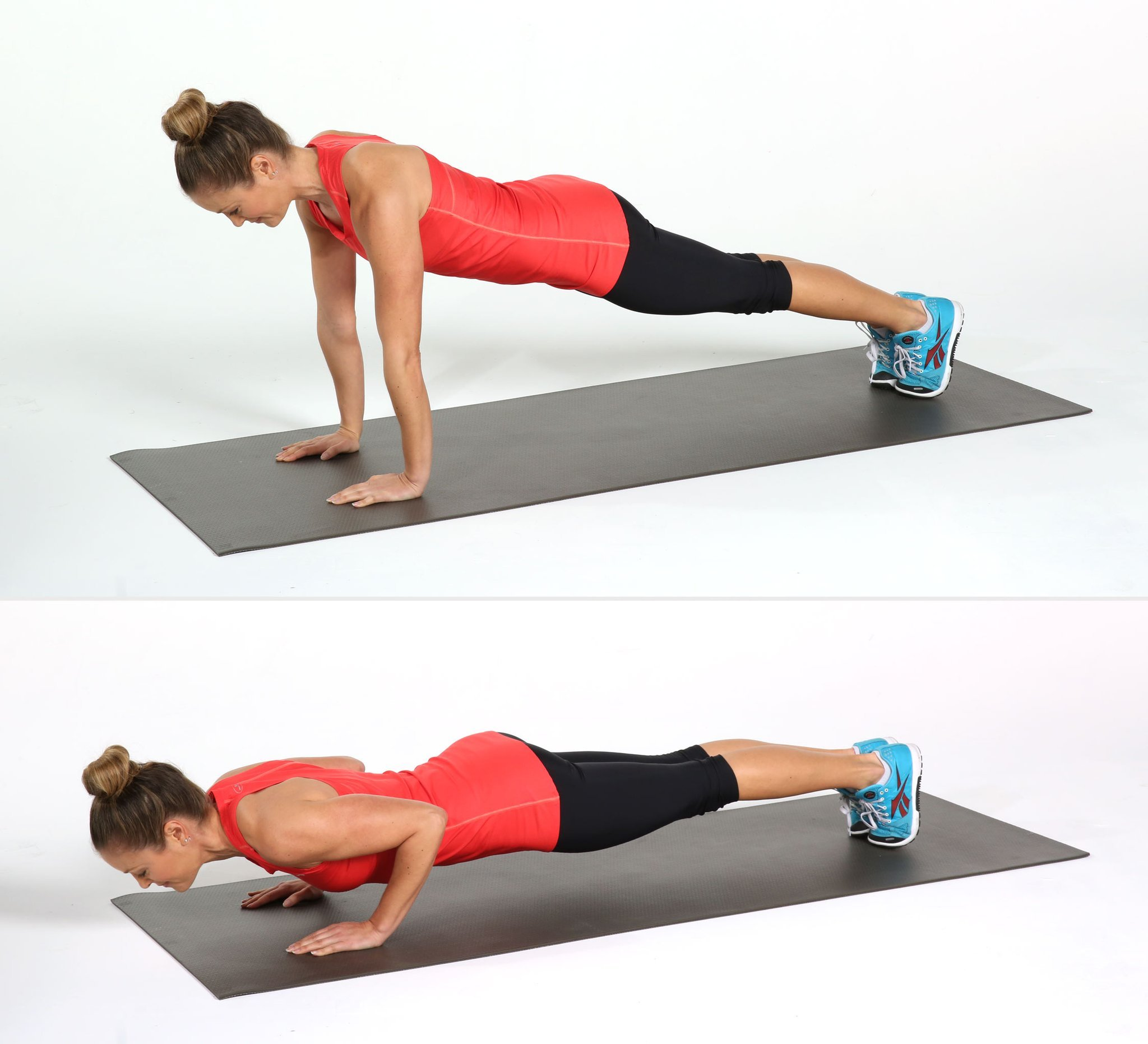 A Great Body Weight Workout You Can Do at Home pushups