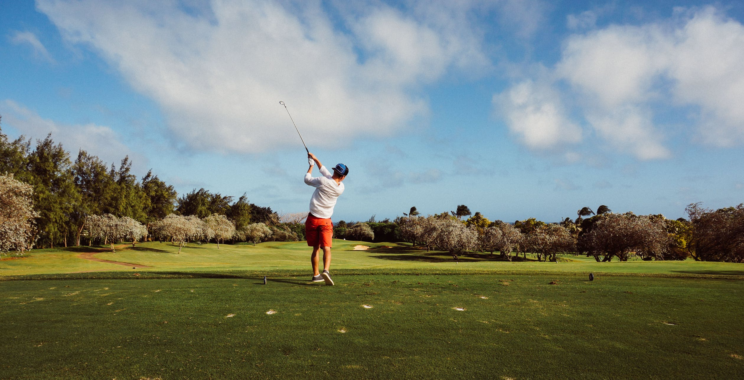 How Golf Can Improve Your Core Fitness