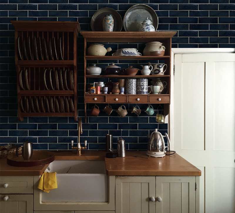 Spicing Up Your Kitchen with Subway Tiles