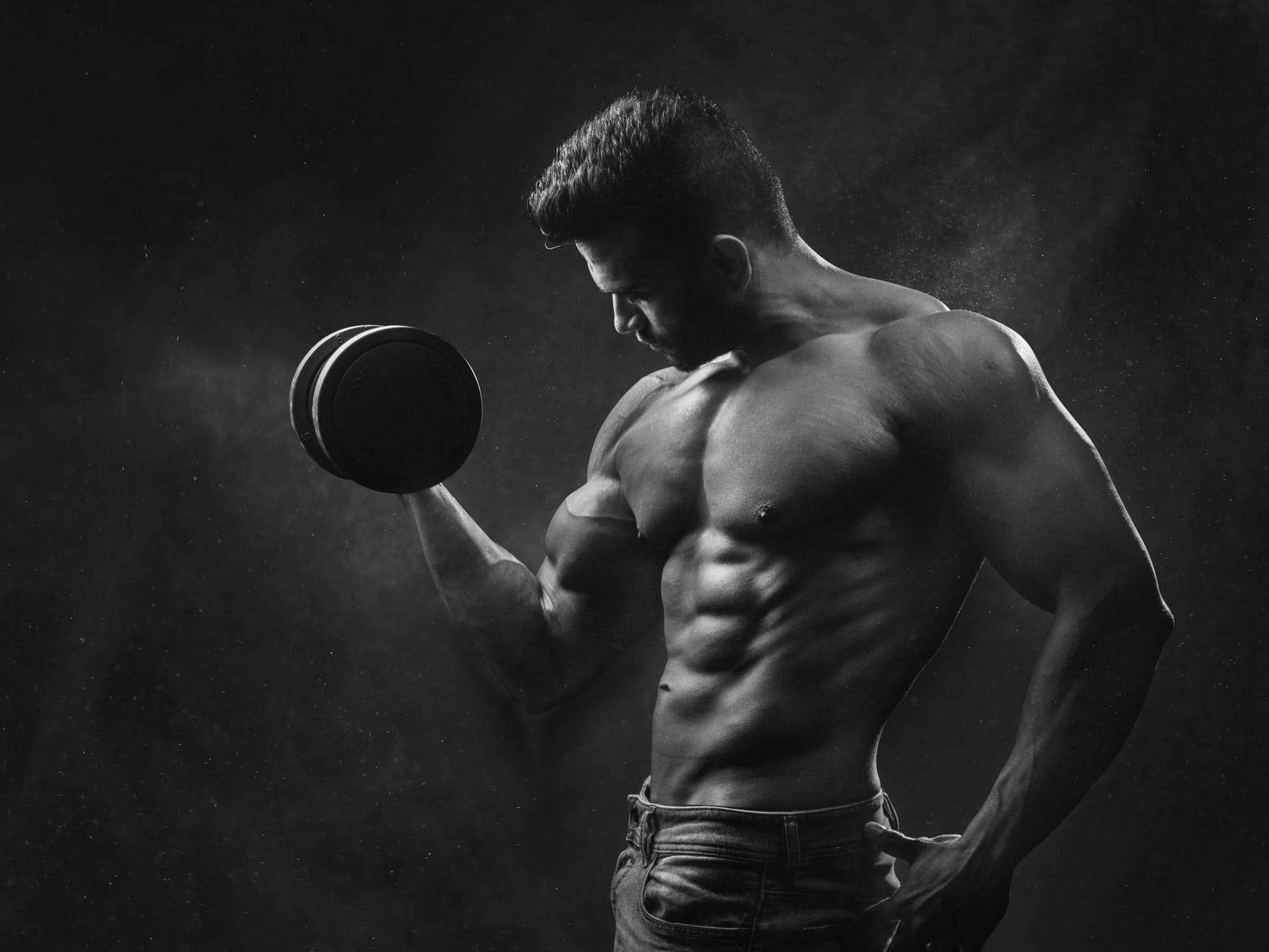 10 Best Health Supplements for Men 2019
