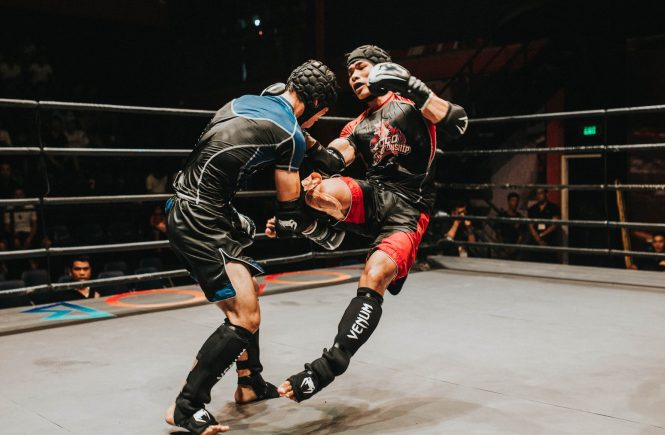 3 Tips to get in shape with muay thai