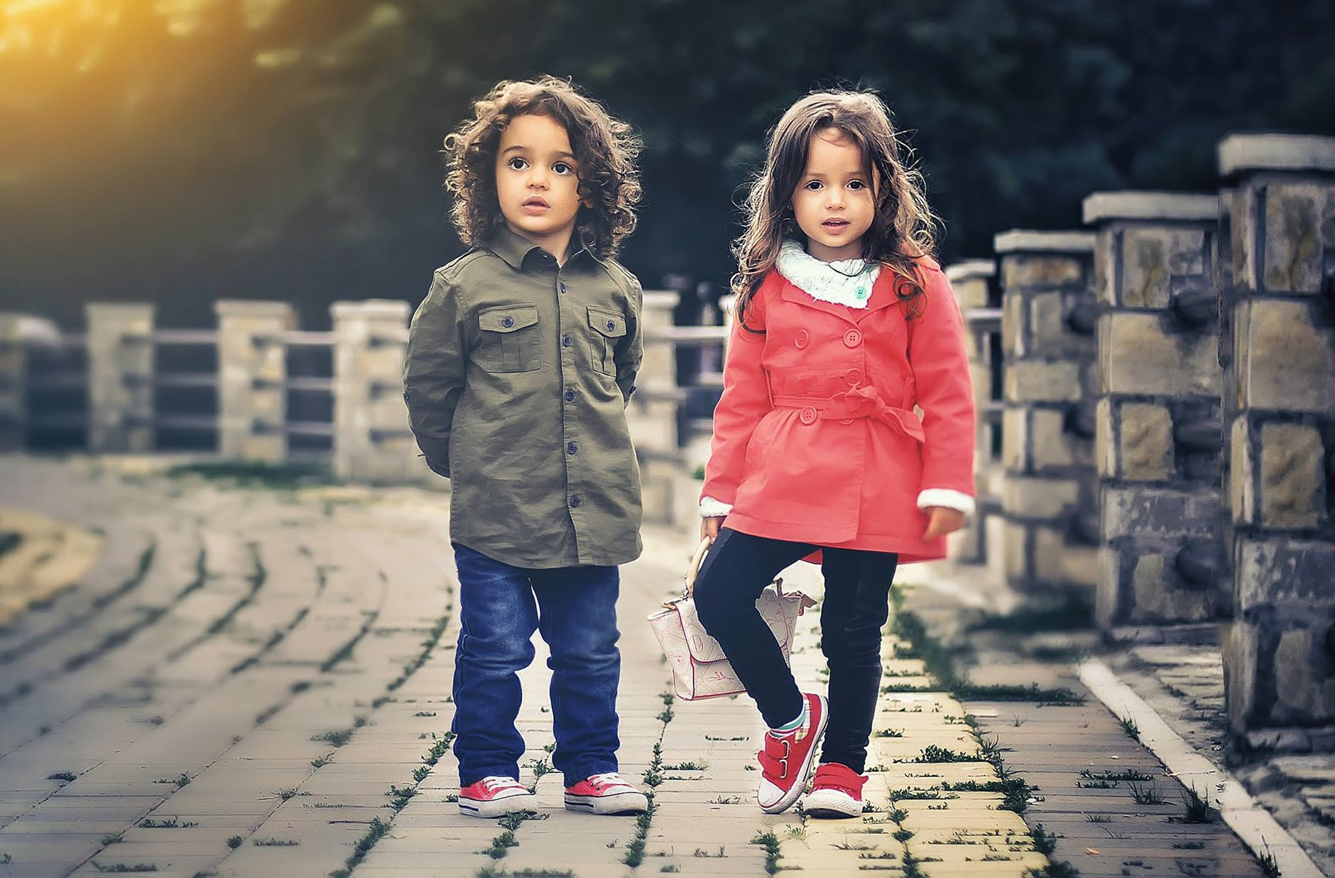 Choosing the Right Clothing for Children with Atopic Dermatitis