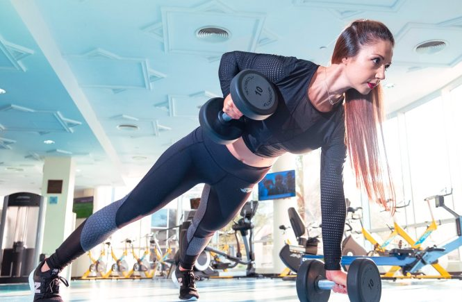 How CBD Can Help Your Workout Sessions
