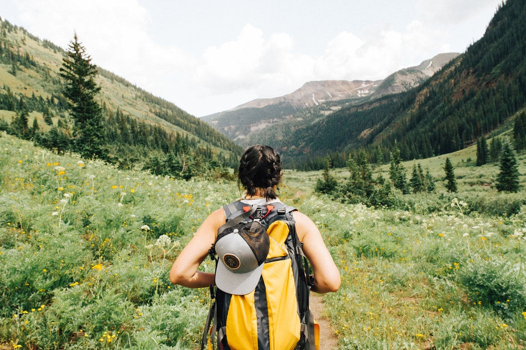 How to care for your health when hiking backpack