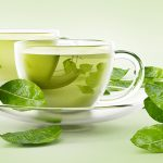 How does green tea promote weight loss?