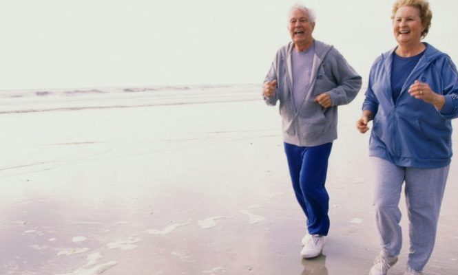 fitness for elderly